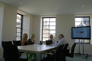 Meeting room and event space to hire in Paisley near Glasgow